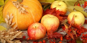 5 осінніх продуктів, які потрібно їсти для покращення настрою