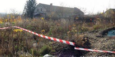 У поліції розповіли деталі затримання  вбивці жінки, тіло якої знайшли на Коломийщині. ВІДЕО