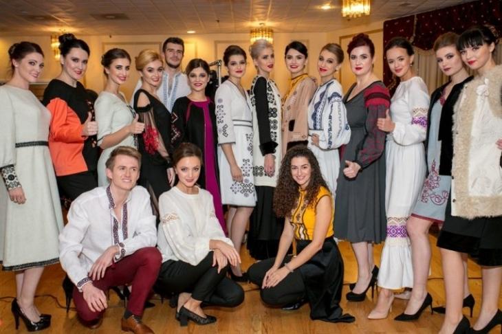 Колекцію прикарпатського бренду представили на Ukrainian People Fashion Show-2018