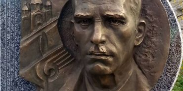 На Прикарпатті встановили пам'ятний знак січовому стрільцю Іванові Відоняку