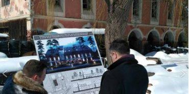 """На Прикарпатті побудують """"Центр карпатської культури"""" вартістю 21,6 млн грн"""