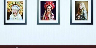 Коломиян запрошують на закриття виставки цифрового мистецтва Наталії Довганюк. АНОНС