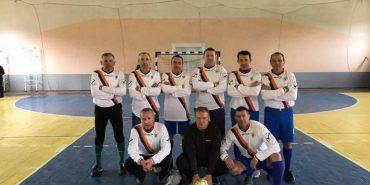 Коломияни здобули перемогу на турнірі з міні-футболу серед ветеранів