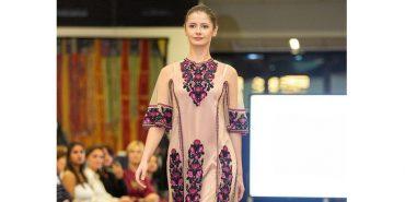 Модель з Коломийщини взяла участь у модному показі в Австрії. ФОТО