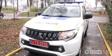 Вибухотехніки Прикарпаття отримали новий службовий автомобіль. ВІДЕО