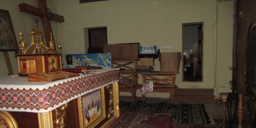 Поліцейські розповіли подробиці крадіжок у церквах і сільських радах. ВІДЕО