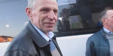 На Городенківщині пасажири вирішили подякувати водію за добросовісну роботу. ВІДЕО