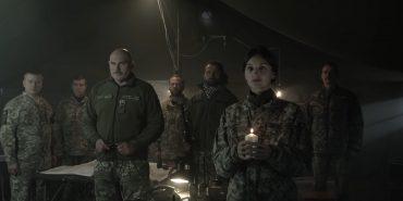 """Військові долучаються до загальнонаціональної акції """"Запали свічку пам'яті"""". ВІДЕО"""