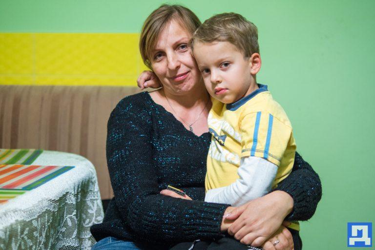 Відео. Як живе сім'я загиблого на Майдані Ігоря Ткачука з Коломийщини