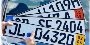 Власники автомобілів на єврономерах заблокували дороги в семи областях