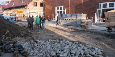 У Коломиї реконструюють продовольчий ринок. Що там планується. ФОТО