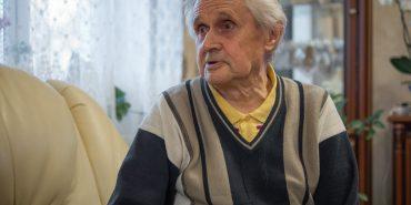 Племінник Бандери коломиянин Володимир Давидюк – усе життя під ковпаком. ФОТО