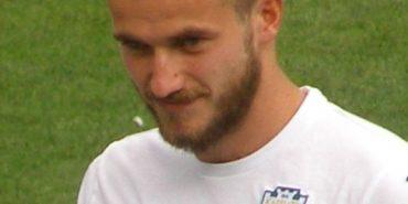 Роман Дебелко з Коломийщини – третій у рейтингу за кількістю голів в естонській Преміум-лізі