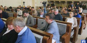 39-та сесія Коломийської міської ради: депутати відклали гострі питання на потім. ФОТО