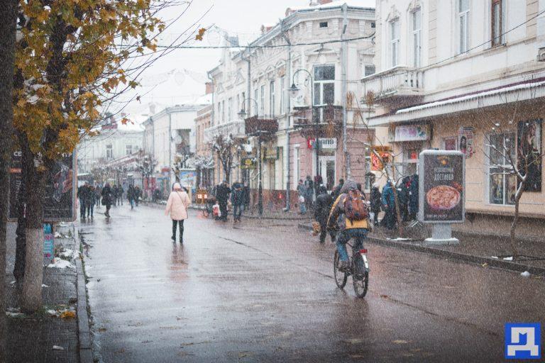 Ясно і без опадів: погода в Коломиї на 18 лютого