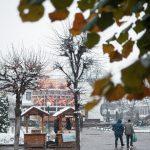 Снігопад в Коломиї (7)