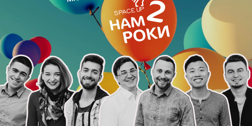 Команда Space Up. Хто вони?