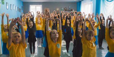 Як на Коломийщині прищеплюють любов до танцю. ФОТО
