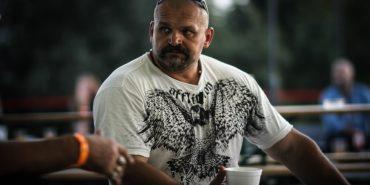 Відомий прикарпатський стронгмен оголосив збір коштів на протез ветерану АТО. ВІДЕО