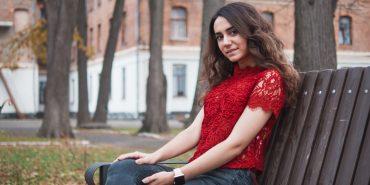 """""""Я ніколи не думала, що стану журналісткою"""" – Ярина Балабаник про роботу в """"Дзеркалі"""". ФОТО"""