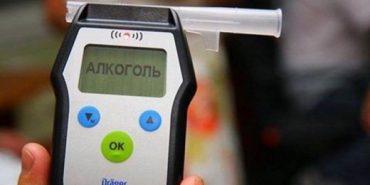 За минулу добу на Прикарпатті виявили 10 п'яних водіїв