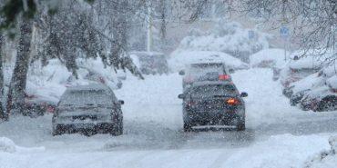 Прикарпатських водіїв попереджають про ускладнення погодних умов