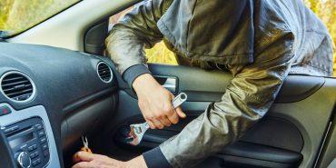 На Франківщині побільшало крадіжок з автомобілів. Як не стати жертвою