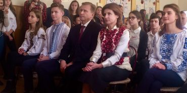Марина Порошенко приїхала з візитом на Прикарпаття. ФОТО
