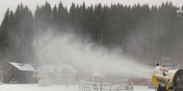Як Буковель готується до лижного сезону. ВІДЕО