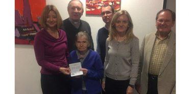 93-річна прикарпатка вперше в житті отримала паспорт