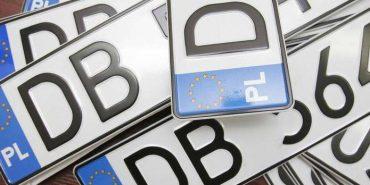 Влада посилила покарання для автомобілів на євробляхах