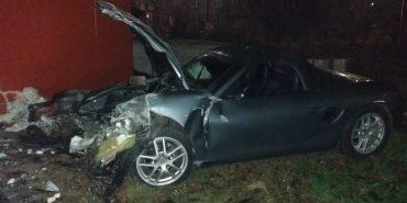 У Коломиї автомобіль заїхав у кафе – двоє постраждалих. ФОТО