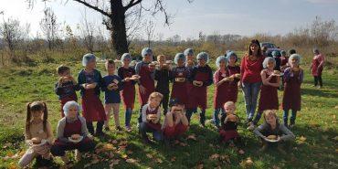 """У Коломиї кулінарна школа """"Карітасу"""" організувала виїзний майстер-клас для дітей та молоді. ФОТО"""