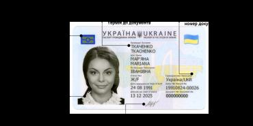 279 грн: ціна за заміну паспорта на ID-картку