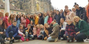 Маленькі артисти з Прикарпаття здобули перемогу на міжнародному фестивалі в Чехії