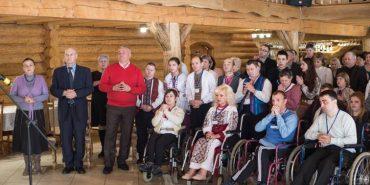 """""""З мрією в серці"""": на Коломийщині відбувся фестин творчості для молоді з інвалідністю. ФОТО"""
