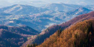 Осінні Карпати в об'єктиві фотографа з Коломиї. ФОТО