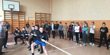 """У Коломиї стартувала спартакіада серед школярів """"Молодь проти злочинності"""". ФОТО"""