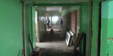 У Коломийській дитячій лікарні розпочали ремонт педіатричного відділення. ВІДЕО