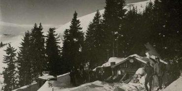 В мережі опублікували унікальні світлини Карпат часів Першої світової. ФОТО