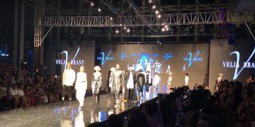 Дизайнерка з Коломиї тріумфувала на тижні моди в Китаї. ВІДЕО
