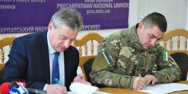 В Прикарпатському університеті розпочалась реабілітаційна програма для учасників ООС