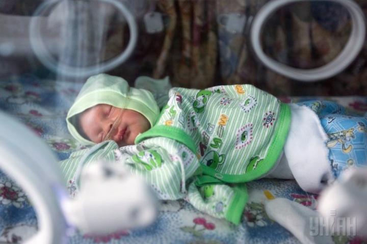 Незабаром відзначатимуть Міжнародний день передчасно народженої дитини