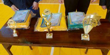 Команда політехнічного коледжу здобула перемогу у волейбольному турнірі до Дня студента. ФОТО