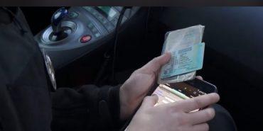 Водіям, які підробляють документи на автомобілі, загрожує кримінальна відповідальність, – поліція. ВІДЕО