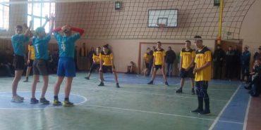 Волейболісти з Коломийщини здобули перемогу в чемпіонаті області. ФОТО