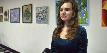 Коломиянам представили виставку цифрового мистецтва Наталії Довганюк. ВІДЕО