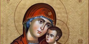 """У Катедральному соборі відбудеться освячення Коломийської ікони Пресвятої Богородиці """"Це Мати твоя"""". АНОНС"""