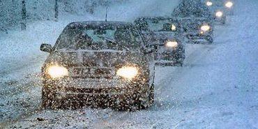 Через погіршення погоди рятувальники просять коломиян бути уважними на дорозі