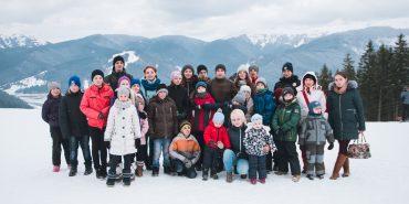 """Проект """"Різдвяне диво"""" –  коли благодійність дарує справжню зимову казку. ФОТО+ВІДЕО"""
